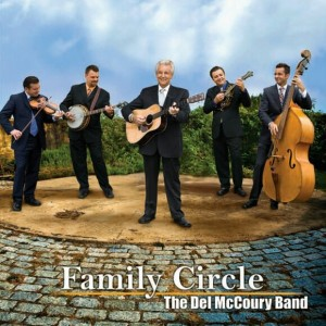 Family Circle - The Del McCoury Band